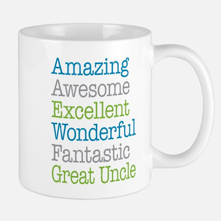 Great Uncle - Amazing Fantastic Mug
