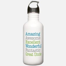 Great Uncle - Amazing Water Bottle