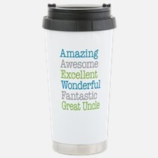 Great Uncle - Amazing F Travel Mug