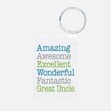 Great Uncle - Amazing Fant Keychains