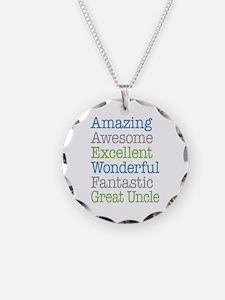 Great Uncle - Amazing Fantas Necklace