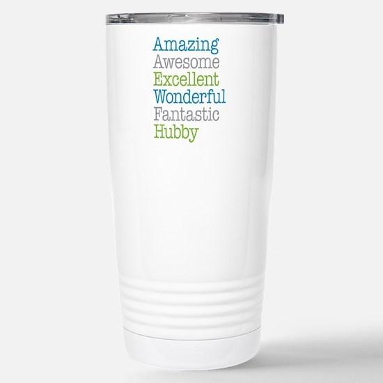Hubby - Amazing Fantast Stainless Steel Travel Mug