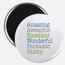 Hubby - Amazing Fantastic Magnet