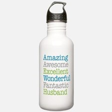 Husband - Amazing Fant Water Bottle