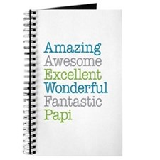 Papi - Amazing Fantastic Journal
