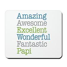 Papi - Amazing Fantastic Mousepad