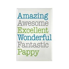 Pappy - Amazing Fantastic Rectangle Magnet