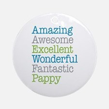 Pappy - Amazing Fantastic Ornament (Round)
