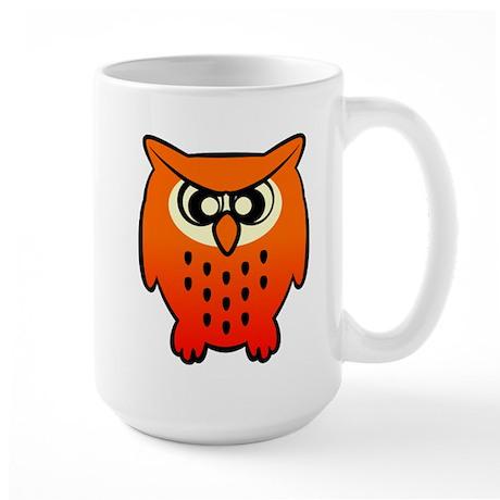Funny Owl Mugs