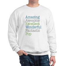 Pop - Amazing Fantastic Sweatshirt