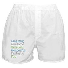 Pop - Amazing Fantastic Boxer Shorts