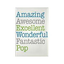 Pop - Amazing Fantastic Rectangle Magnet