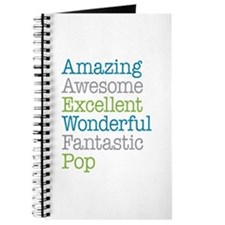 Pop - Amazing Fantastic Journal