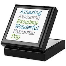 Pop - Amazing Fantastic Keepsake Box