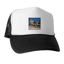 downtown st augusitne Trucker Hat