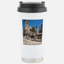 downtown st augusitne Travel Mug