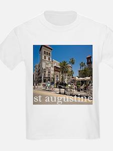 downtown st augusitne T-Shirt