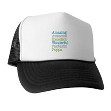 Poppa - Amazing Fantastic Trucker Hat