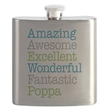 Poppa - Amazing Fantastic Flask