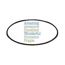 Poppa - Amazing Fantastic Patches