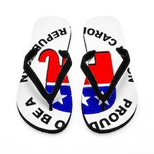 Proud North Carolina Republican Flip Flops
