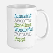 Poppi - Amazing Fantastic Large Mug