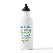 Poppy - Amazing Fantas Water Bottle