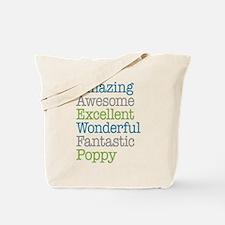 Poppy - Amazing Fantastic Tote Bag
