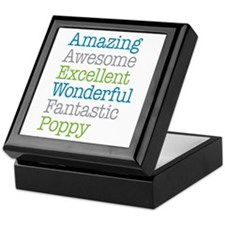 Poppy - Amazing Fantastic Keepsake Box