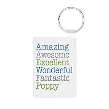 Poppy - Amazing Fantastic Keychains