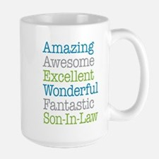 Son-In-Law Amazing Fantastic Mug