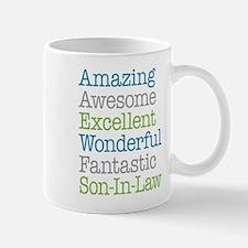 Son-In-Law Amazing Fantastic Mug