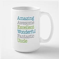 Uncle - Amazing Fantastic Mug