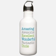 Uncle - Amazing Fantas Water Bottle