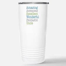Uncle - Amazing Fantast Travel Mug