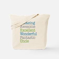 Uncle - Amazing Fantastic Tote Bag