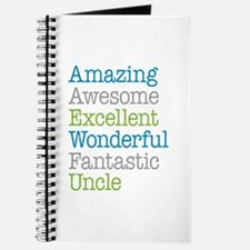 Uncle - Amazing Fantastic Journal