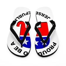 Proud New Jersey Republican Flip Flops