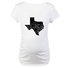 Distressed Texas Silhouette Shirt