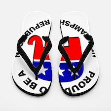 Proud New Hampshire Republican Flip Flops