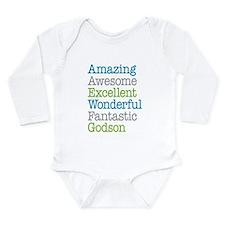 Godson - Amazing Fanta Long Sleeve Infant Bodysuit