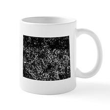 Distressed North Dakota Silhouette Mugs