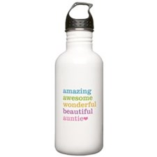 Auntie - Amazing Aweso Water Bottle