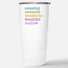 Auntie - Amazing Awesom Travel Mug