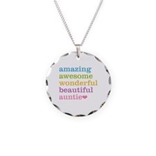 Auntie - Amazing Awesome Necklace