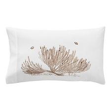 Rosemary Butterflies Pillow Case
