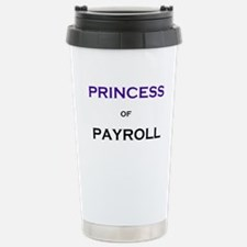 Funny Job description Travel Mug