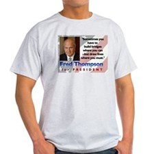 Fred Thompson for President T-Shirt