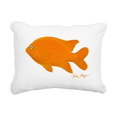 Garibaldi W Sig Rectangular Canvas Pillow