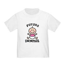 Future swimmer T